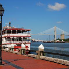 Savannah: une ville touristique américaine à découvrir