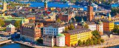 La Suède, pour du tourisme de shopping