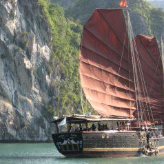 Une belle croisière au Vietnam