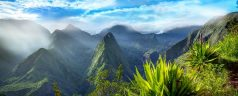 Quels endroits visités pour une sortie en voiture sur l'île Réunion ?