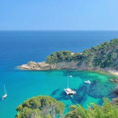 Quatre façons différentes de découvrir la Costa Brava