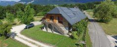 Louer les gîtes Lou Cabrou lors du séjour dans le parc naturel régional des Bauges