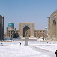 Voyages d'hiver en Ouzbékistan