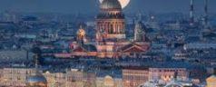 Saint-Pétersbourg ou Moscou, mon cœur balance
