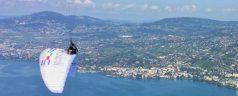 Montreux, une destination parfaite pour s'aventurer en parapente
