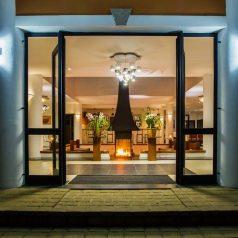 L'hôtel Plumeria