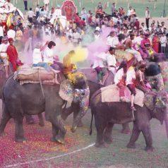 Les meilleurs endroits pour célébrer Holi en Inde