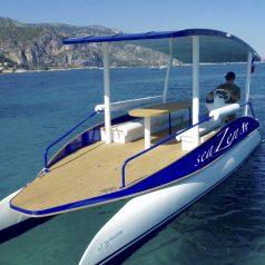 Innovation sur la Côte d'Azur : Le Boat Club sur Bateau Solaire débarque entre Nice et Monaco