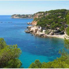 Voyage à la découverte du littoral marseillais