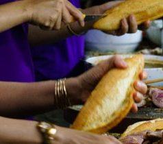 """Le sandwich à Saigon """"Banh Mi"""" – La meilleure nourriture de rue que vous devez essayer"""