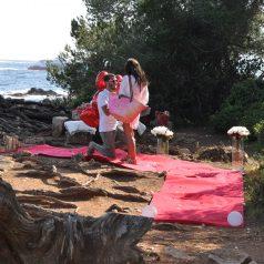 Séjours demande en mariage
