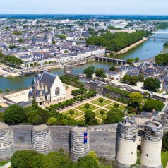 Partir à la découverte d'Angers : les sites à explorer