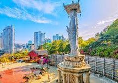 Les 5 meilleurs sites à découvrir en Corée du Sud