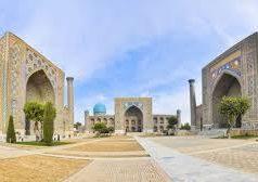 Les sites incontournables de l'Ouzbékistan