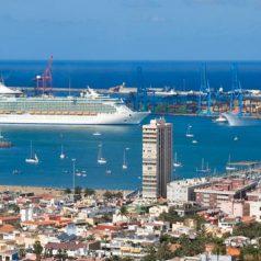 Partir à la découverte de la ville de Palmas de Gran Canaria