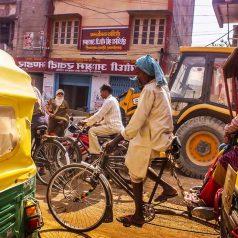 Le sous-continent indien à vélo : chaleurs et poussières