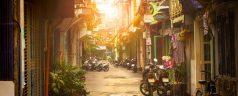 Les scooters au Vietnam